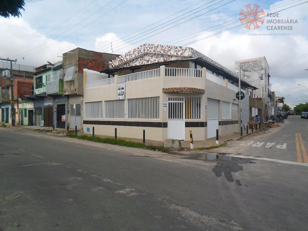 Casa residencial à venda, Barra do Ceará, Fortaleza - CA1178.