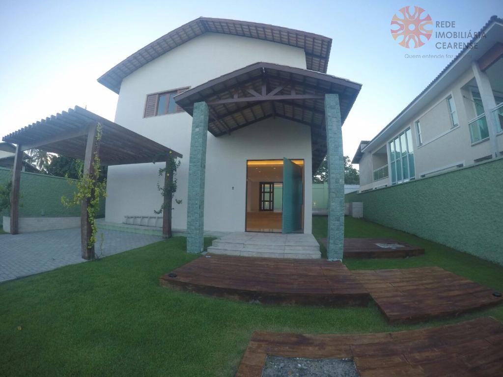 Sobrado residencial à venda, Pires Façanha, Eusébio.