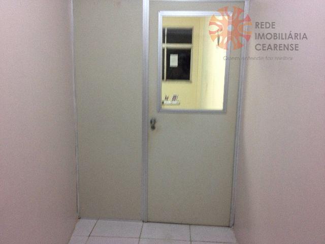 Sala comercial à venda, Centro, Fortaleza.