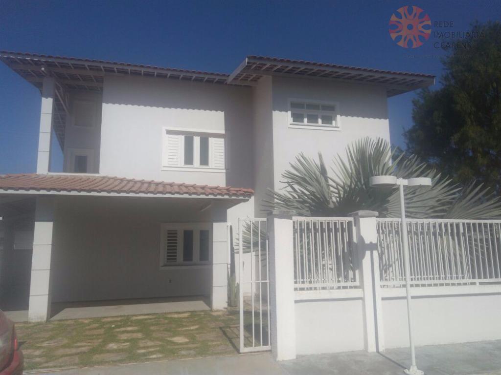 Casa residencial à venda, Centro, Eusébio - CA1369.
