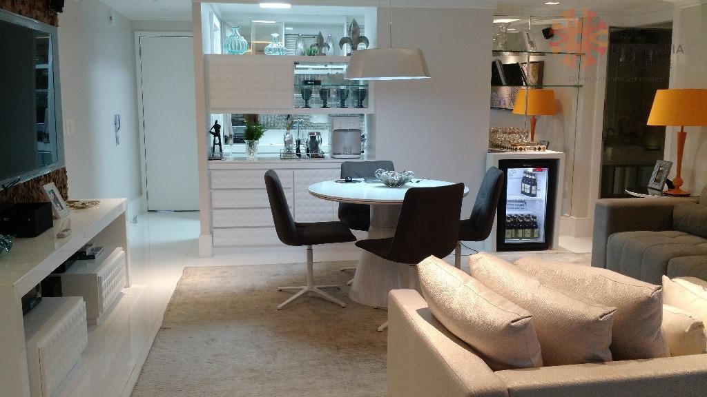 Apartamento para locação, 2 Quartos, Mobiliado, Meireles, Beach Class, Luxo