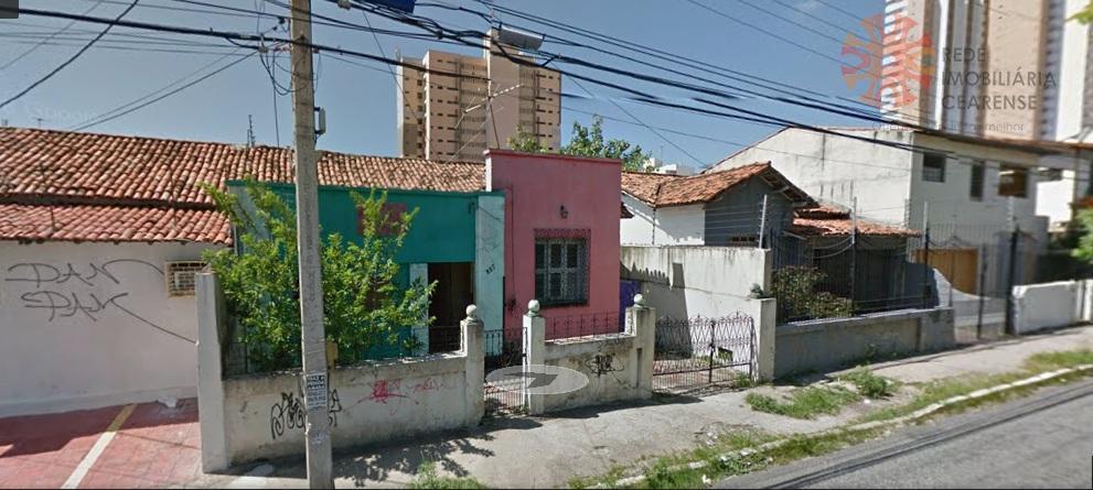 Casa comercial à venda, Centro, Fortaleza.