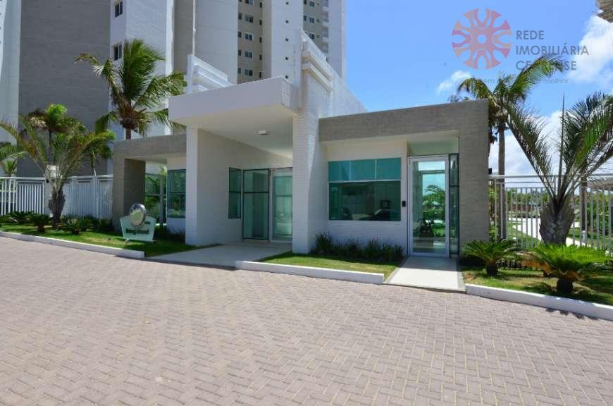 Apartamento à venda no Cocó. Novo, pronto para morar, 116m2, 3 suítes, lazer completíssimo. Financia.