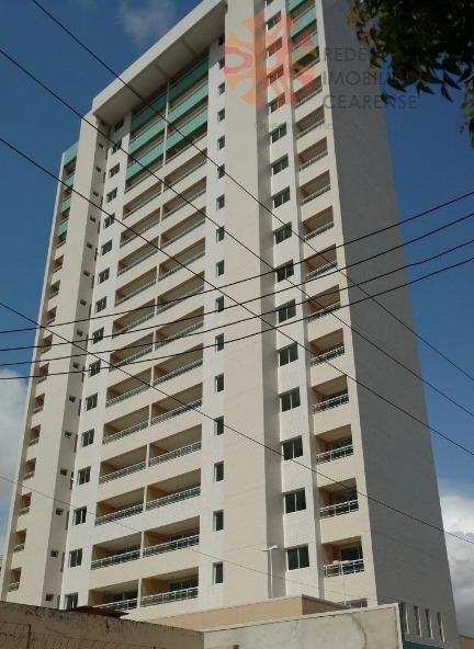 Apartamento à venda no Bairro de Fátima. Novo, pronto para morar, 117,88m2, 3 suítes. Financia.