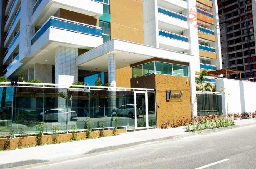 Apartamento alto padrão à venda no Bairro de Fátima. Novo, 164,83m2, 3 suítes. Financia.