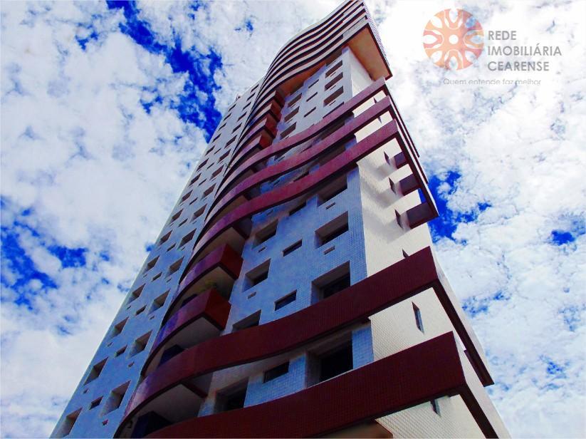 Apartamento à venda no Papicu. 173m², 3 suítes, 4 vagas, Financia.