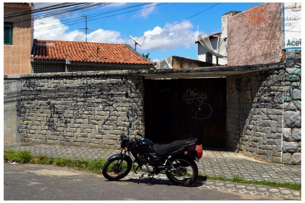 Casa residencial à venda, Barra do Ceará, Fortaleza.