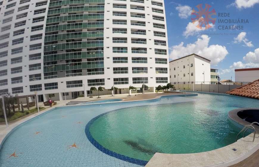 Apartamento à venda na Parquelândia, pronto para morar, novo, 94m2, 3 suítes. Financia.