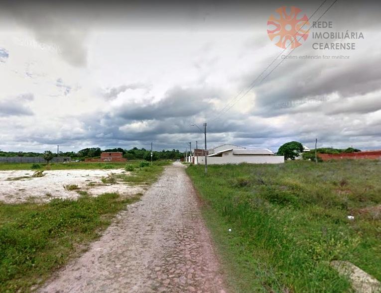 Terreno residencial à venda, Messejana, Fortaleza.