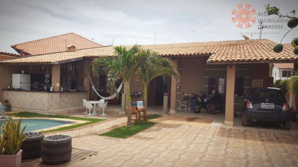 Casa residencial à venda, Porto das Dunas, Aquiraz - CA1645.