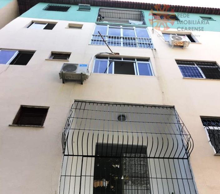 Apartamento residencial à venda, Aldeota, Fortaleza.