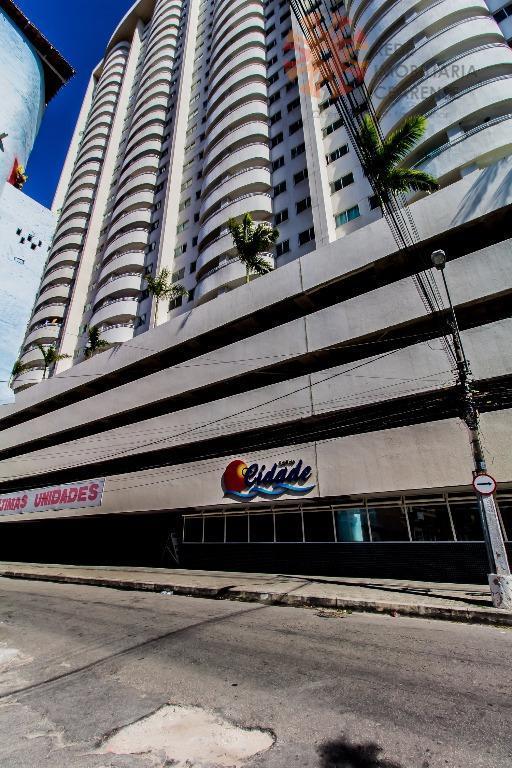 Loja comercial para locação, Centro, Fortaleza.