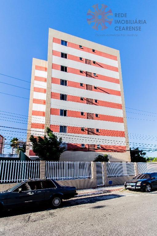 Apartamento residencial para locação, Varjota, Fortaleza - AP1912.