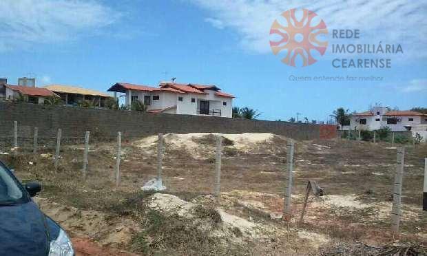 Terreno comercial à venda, Porto das Dunas, Aquiraz - TE0198.