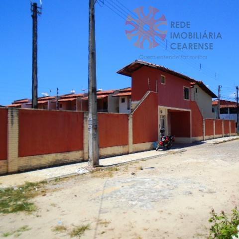 Casa residencial à venda, Messejana, Fortaleza - CA0610.