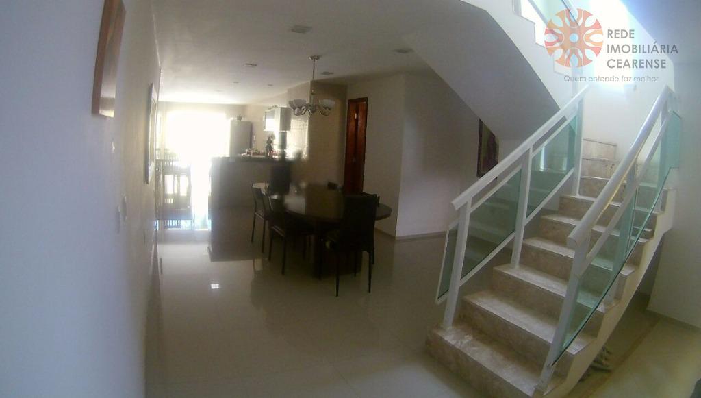 Casa residencial à venda, Centro, Eusébio - CA1737.