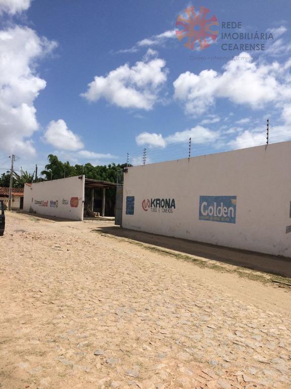 Galpão comercial para venda e locação, Messejana, Fortaleza - GA0042.