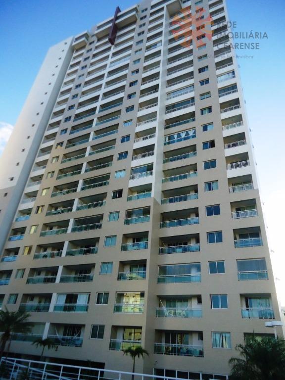 Apartamento residencial à venda, Centro, Fortaleza.