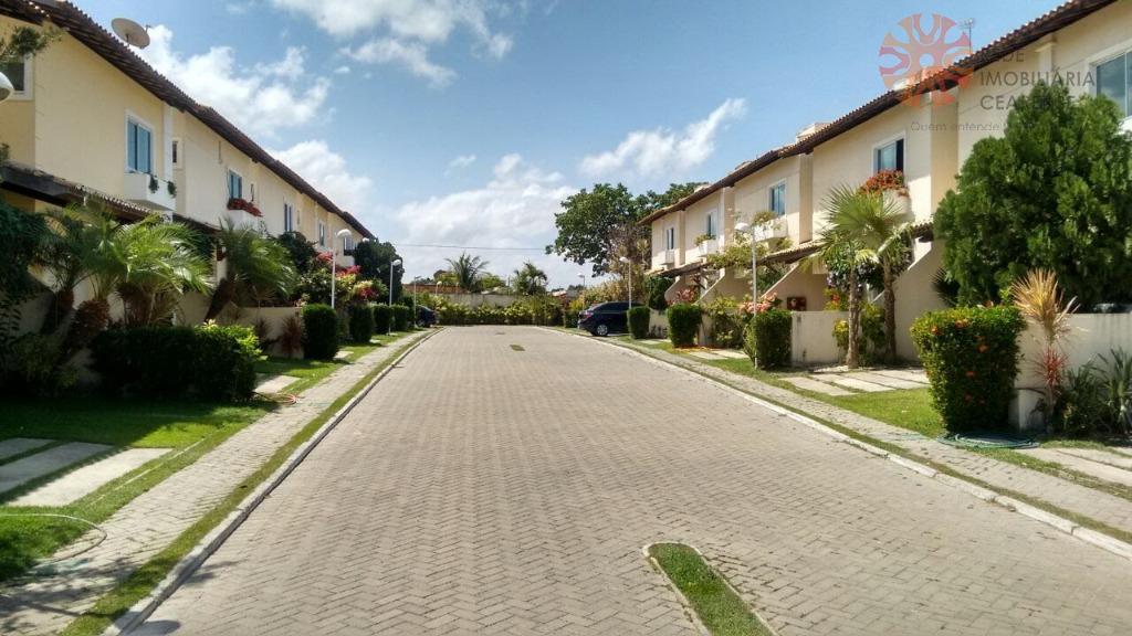 Casa residencial à venda, Lagoinha, Eusébio - CA1818.