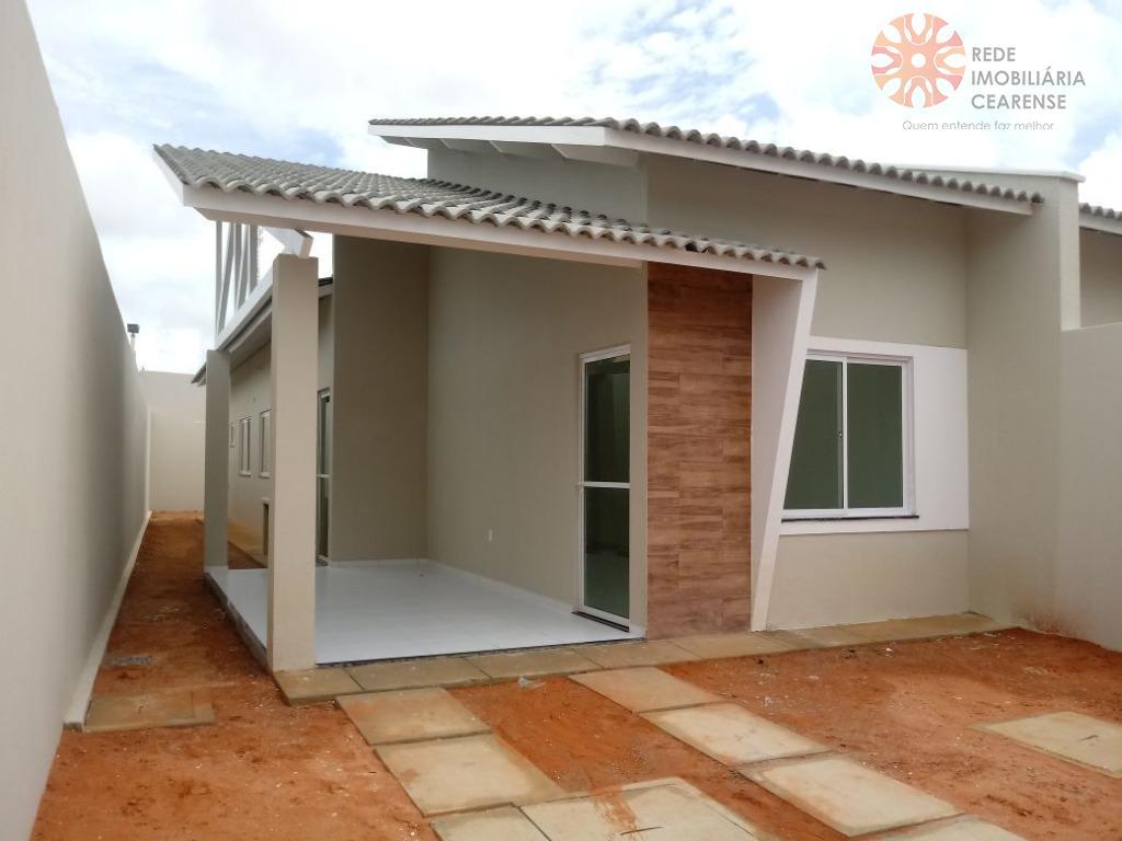 Casa residencial à venda, Eusébio, Eusébio - CA1820.