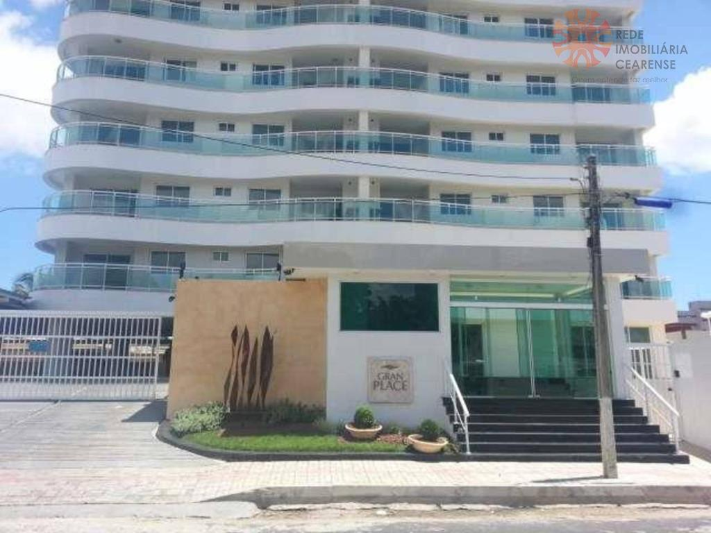 Apartamento à venda na Parquelândia. Andar alto, 110m2, 3 quartos, 2 suítes, 2 vagas, lazer completo. Financia.