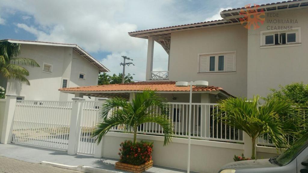 Casa residencial à venda, Centro, Eusébio - CA1244.