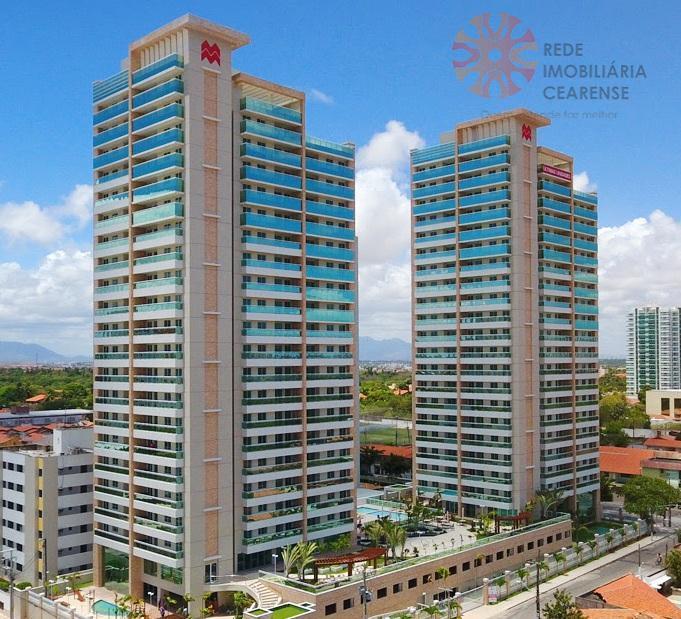 Apartamento à venda no Guararapes. 74m2, 3 quartos, 2 suítes, lazer completo. Aceita financiamento.