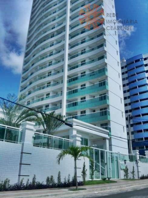 Apartamento à venda no Guararapes, 100% nascente, 3 quartos, 2 suítes, móveis projetados, lazer completo.