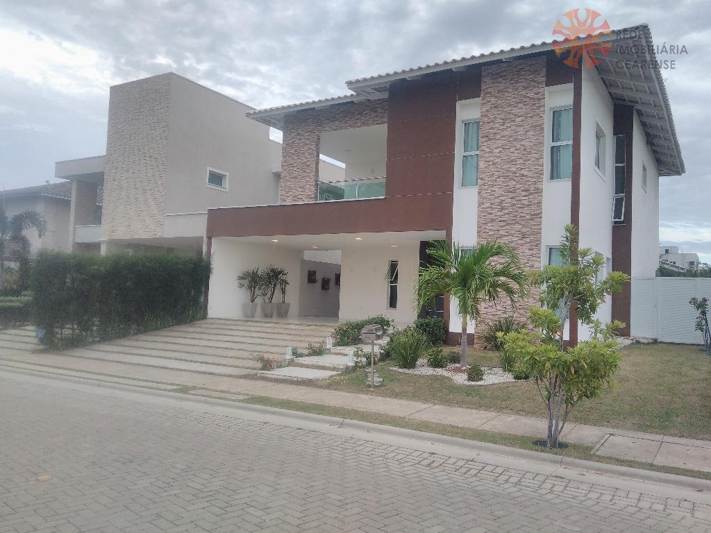 Casa residencial à venda, Centro, Eusébio - CA1877.