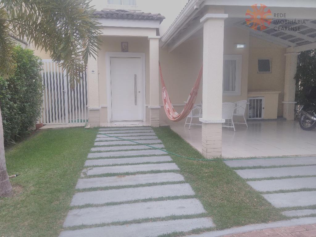 Casa residencial à venda, Centro, Eusébio - CA1878.