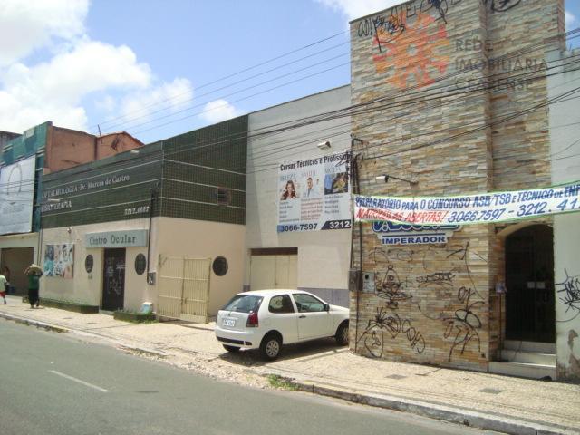 Prédio comercial à venda, Centro, Fortaleza.