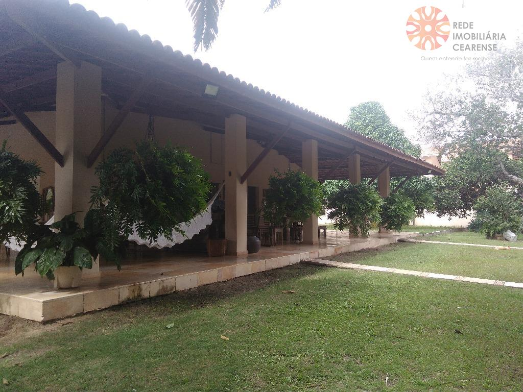 Chácara residencial à venda, Centro, Eusébio - CH0015.