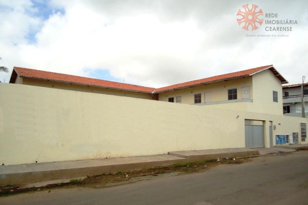 Kitnet residencial à venda, Messejana, Fortaleza.