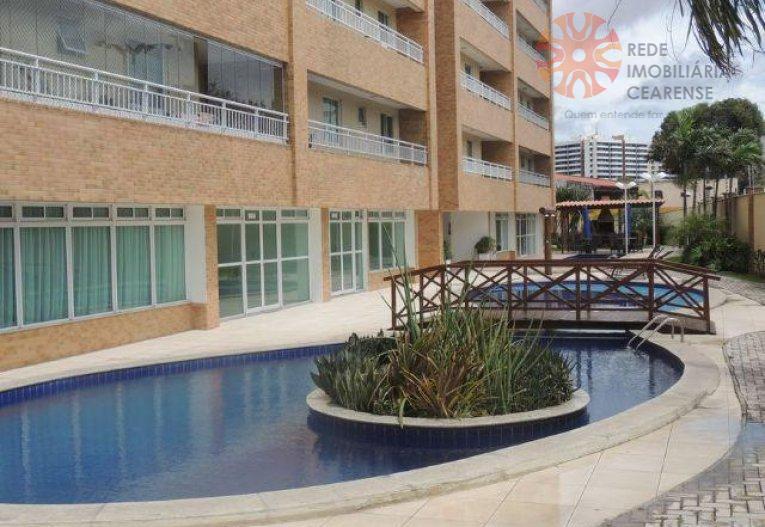 Apartamento residencial à venda, Parquelândia, Fortaleza.