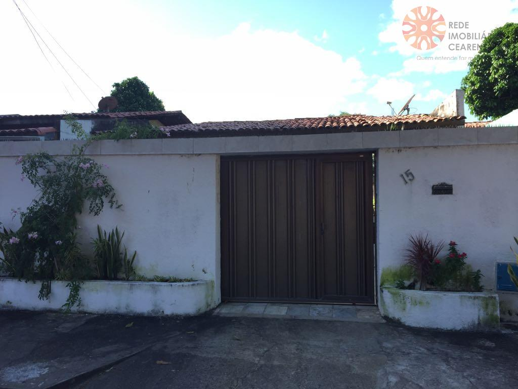 Casa residencial à venda, Messejana, Fortaleza - CA2029.