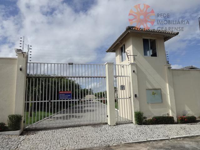 Casa residencial para locação, Urucunema, Eusébio - CA2045.