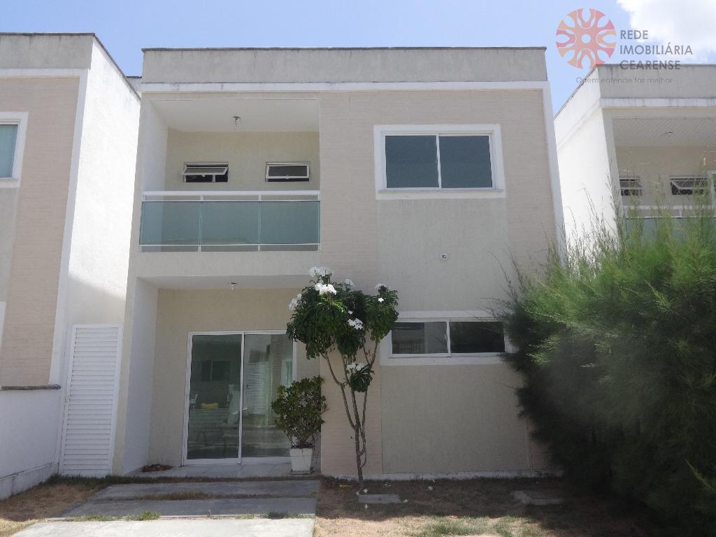 Casa residencial para locação, Eusébio, Eusébio - CA0247.