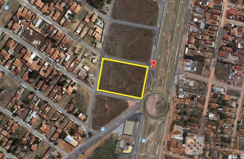 excelente área composta por 16 lotes, medindo 6.738,02m², ideal para logística ou para construções comerciais. ponto...
