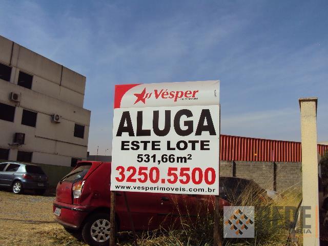 lote comercial com 531,65 m2obs. valor do itu anual r$2673,00 ano de 2013. cod.1619