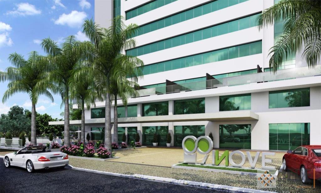 sala comercial com 25,11 m², com convocação mista em prédio comercial , com hall, lobby, salas...