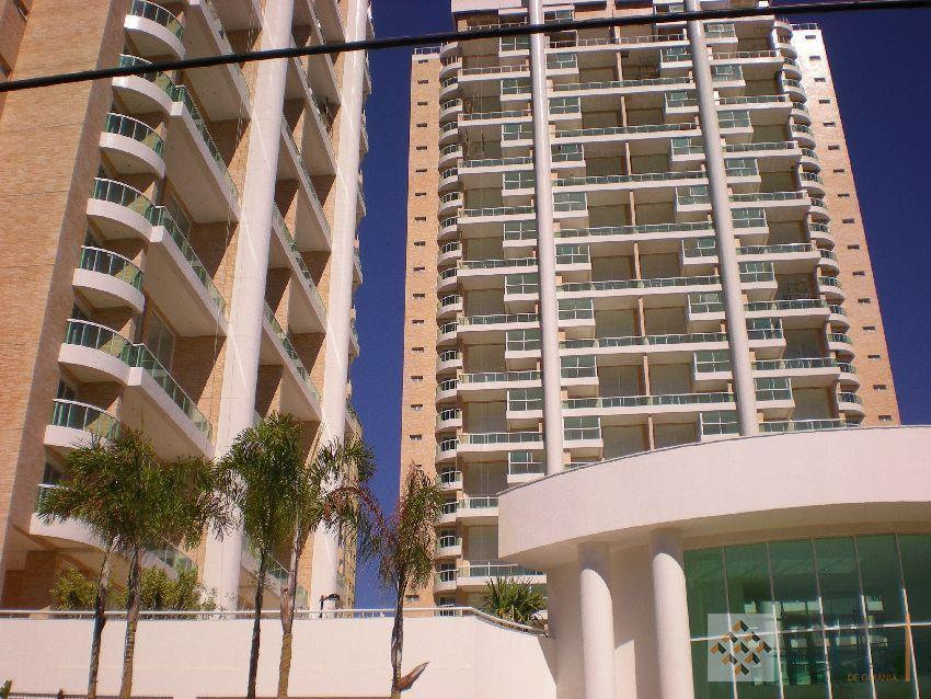 Apartamento Ed. Reserva do lago  residencial à venda, Setor Bueno, Goiânia.