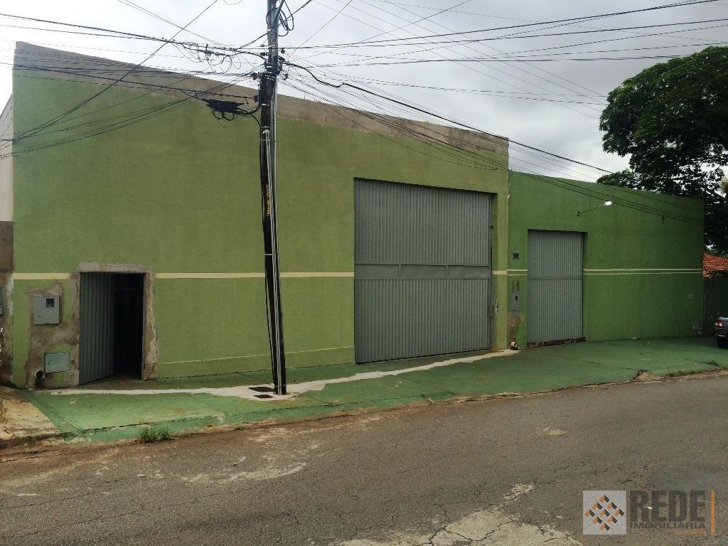 Galpão  comercial para locação, Parque Amazônia, Goiânia.