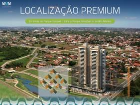 Apartamento  residencial à venda, Jardim Atlântico, Goiânia.