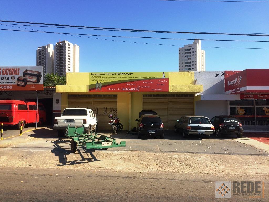 Loja comercial para locação, Parque Amazônia, Goiânia.