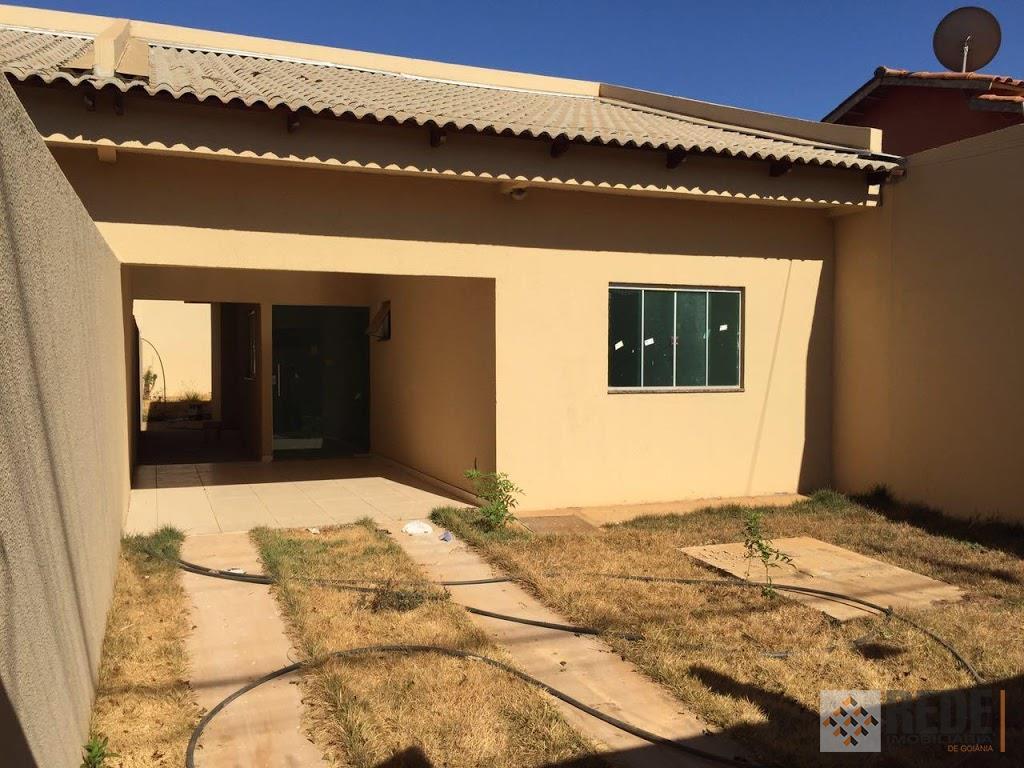 Casa  residencial 2 quartos sendo 1 suíte, Jardim Buriti Sereno, Aparecida de Goiânia.