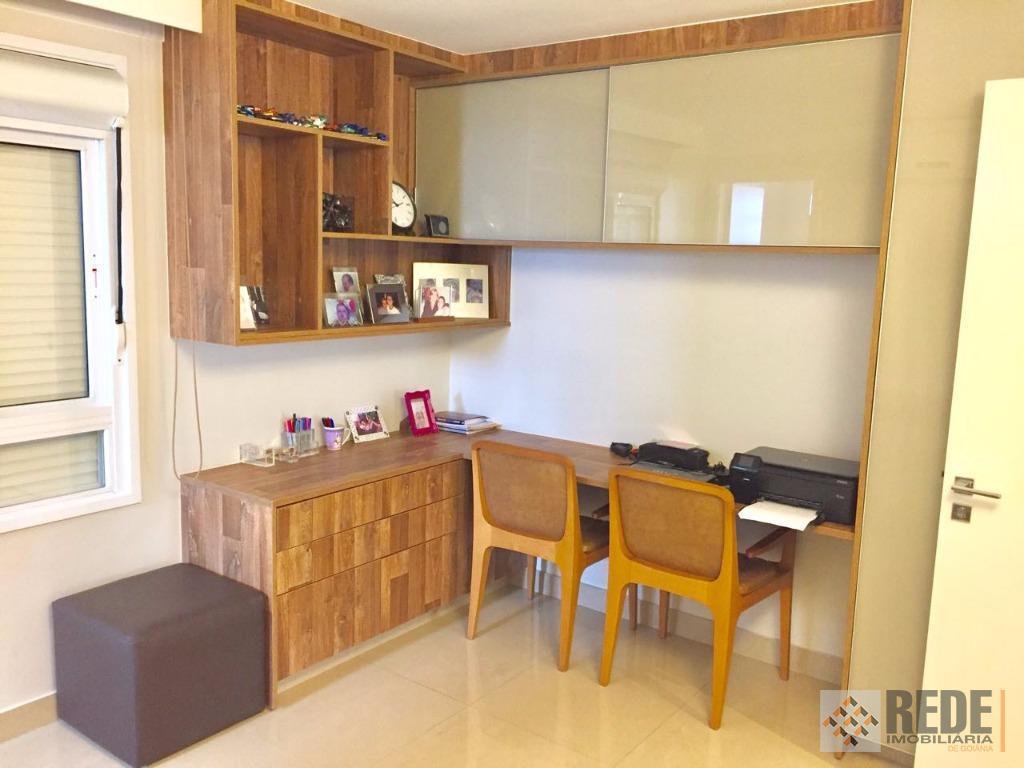 apartamento duplex com 4 suítes, sendo 1 máster com banh. srº e sr, closet, sala 3...