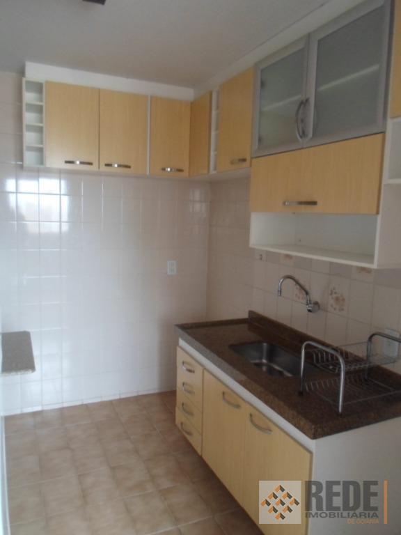 apartamento 02 quartos, sendo 01 suite, sala com sacada integrada, copa, banheiro social, cozinha, área de...