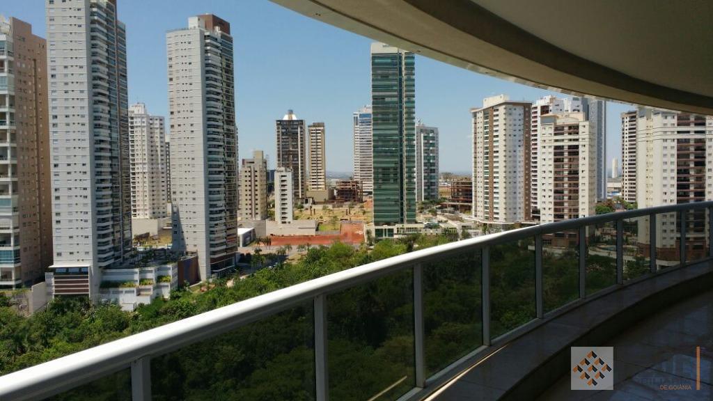 Apartamento residencial à venda, sendo 4 suítes - Jardim Goiás, Goiânia.