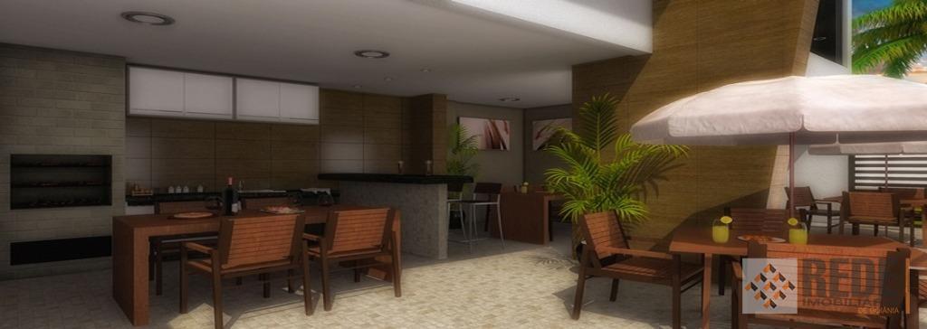apartamento com 3 quartos sendo 1 suíte, sala, varanda, banheiro, cozinha americana, área de serviço,1 vaga...