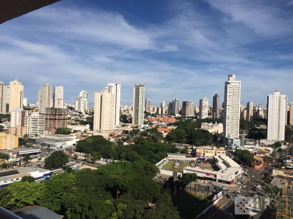 Apartamento residencial à venda, sendo 3 suítes - Jardim América, Goiânia.